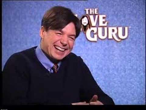 Mike Myers The Love Guru Interview