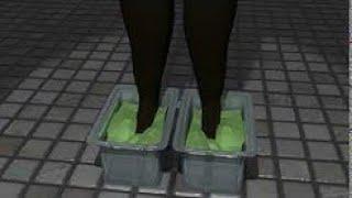 Бургер Кинг салат для ног (на русском)