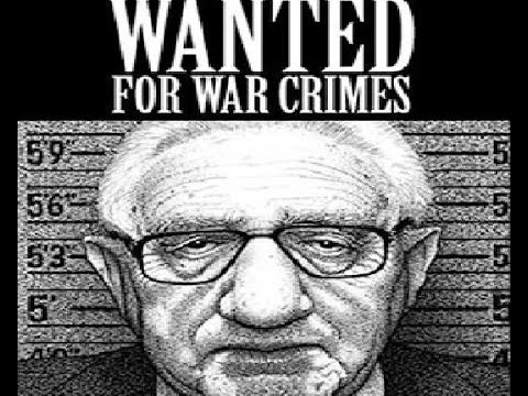 Henry Kissinger: A War Criminal?  A brief look at the other side of Henry Kissinger