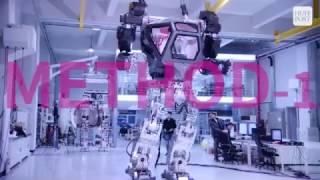 4m짜리 거대 로봇은 누가 왜 만들었나?