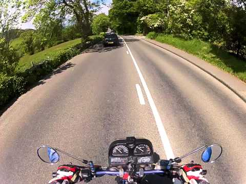 Isle of Man TT course - Sunday 14th June 2015 - Onboard 1980 GSX1100ET