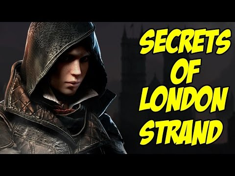 Assassins Creed Syndicate Strand Music Box Collectibles Secrets of London