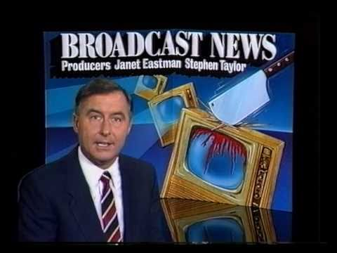 Broadcast News Part 1 - 60 Minutes 1989