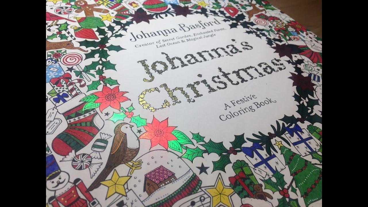 The Christmas Cover Johannas