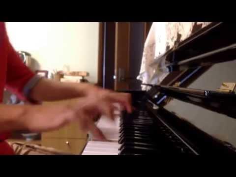 【ピアノカバー】 to the CIDER ROAD UNISON SQUARE GARDEN