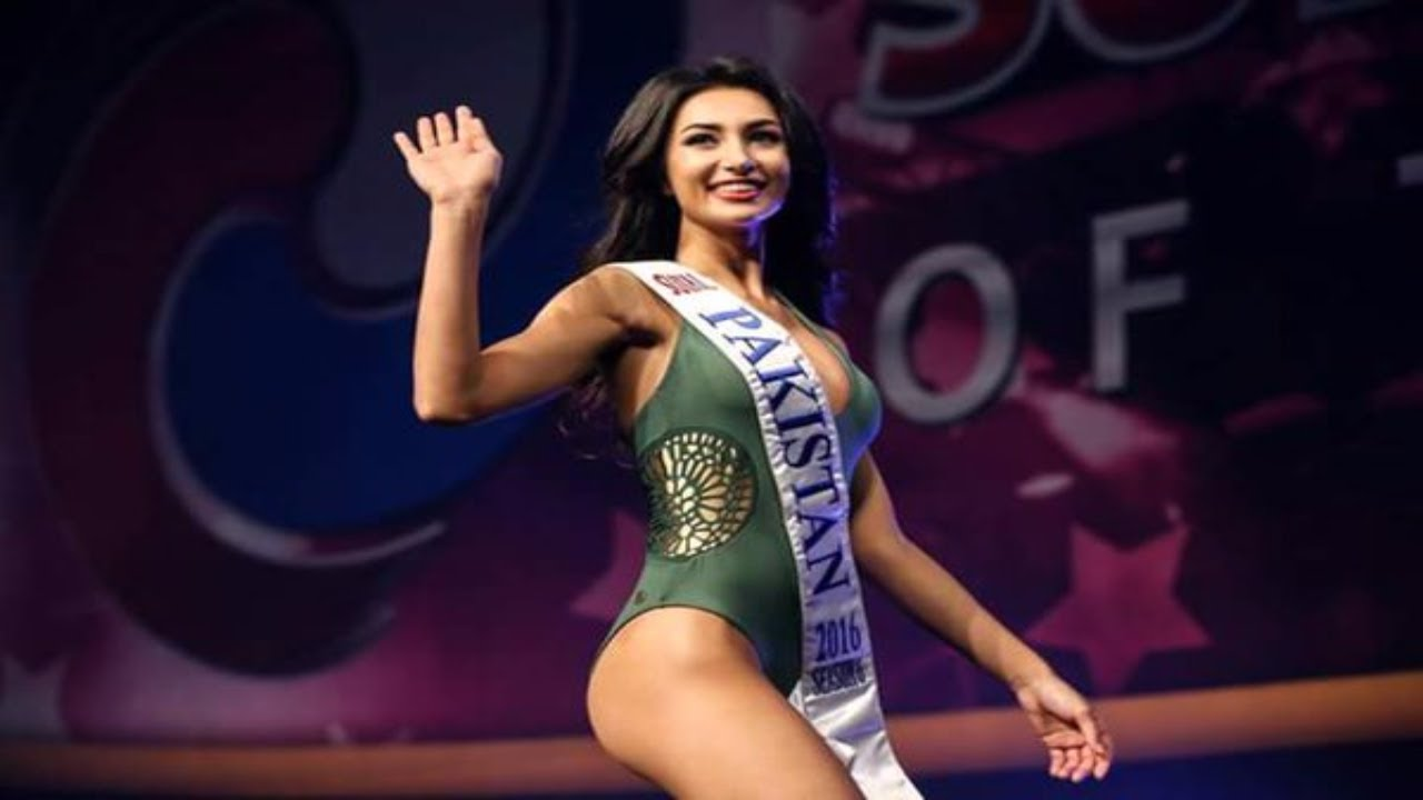 Bikini first miss pakistans agree, excellent