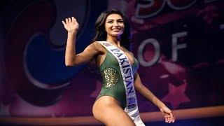 Sensuous photoshoot of Miss World Pakistan Anzhelika Tahir