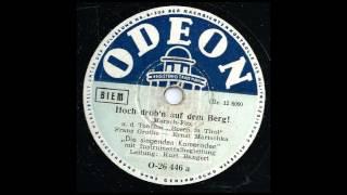Hoch drob´n auf dem Berg-Die Singenden Kameraden, Kurt Bangert & seine Instrumentalisten
