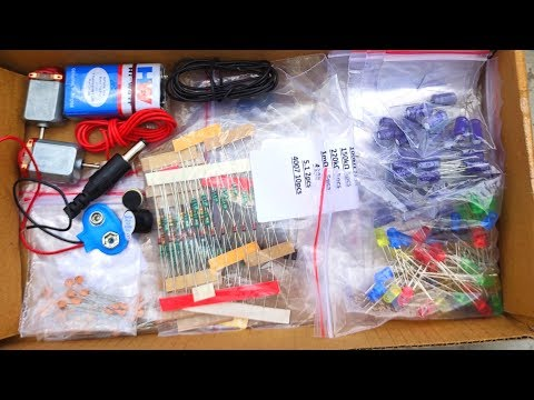 science-project-kit-for-all-students---free-energy,-dc-motor,led,-component---school-project