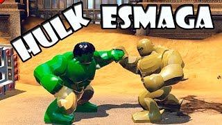 Hulk Esmaga TUDOOO
