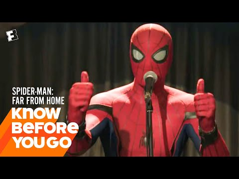 Play Know Before You Go: Spider-Man: Far From Home | Movieclips Trailers