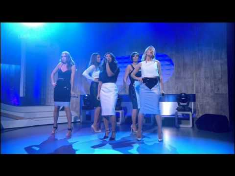 The Saturdays - Not Giving Up - Loose Women - 9th April 2014