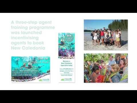 Case Study - Representing New Caledonia Tourism