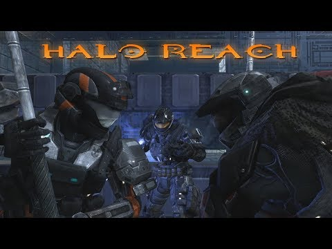 Halo: Reach Funny Moments - Halloween Michael Myers 2019 Edition!