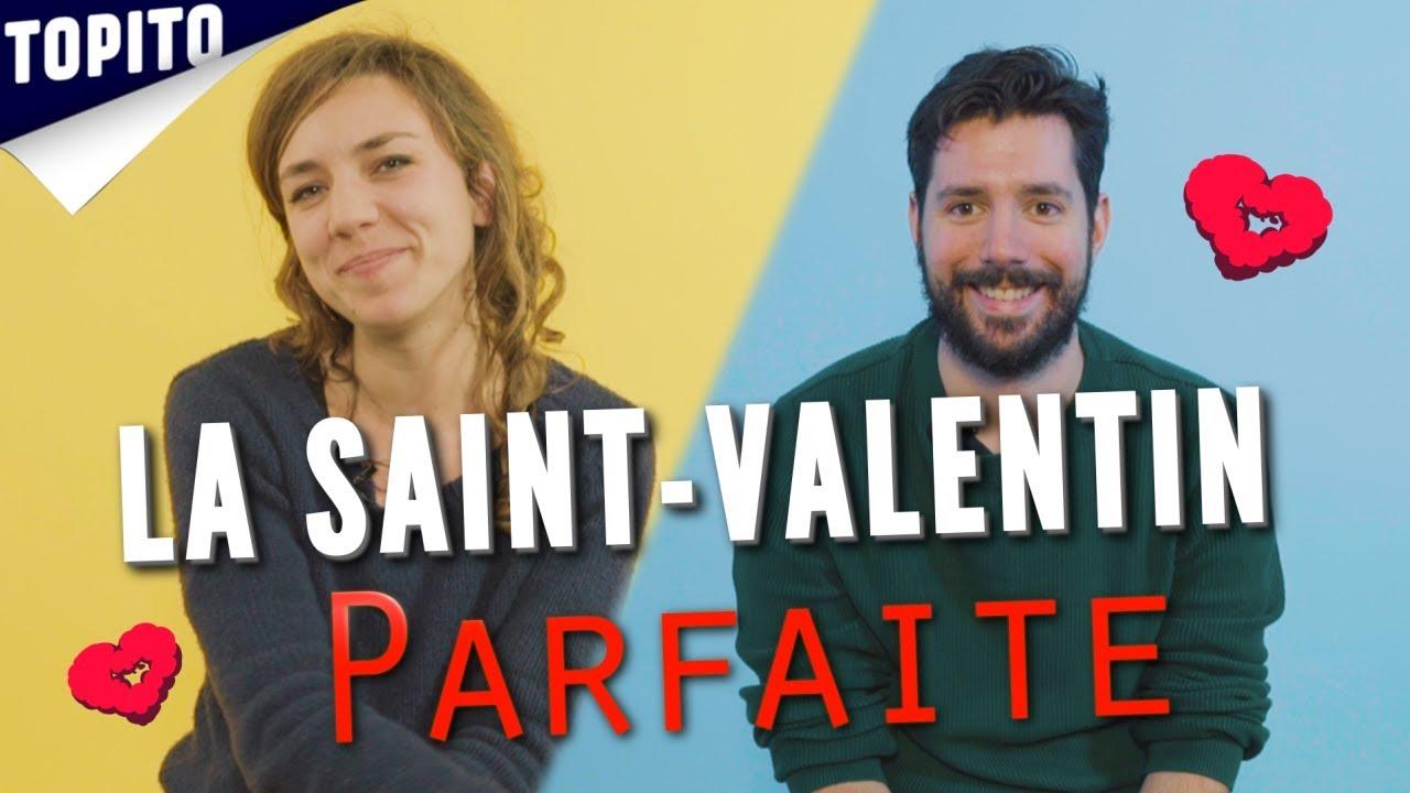 LA SAINT-VALENTIN PARFAITE, CA EXISTE (MAIS C'EST BIZARRE) #1