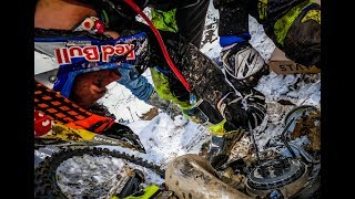HARD ENDURO in WINTERLAND. King of the Hill Hard Enduro 2018