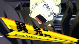 Persona 4 Arena: The Ultimax Ultra Suplex Hold Official Opening