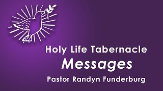 7-8-20 - Freedom to Live Righteously - Pastor Randyn Funderburg