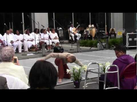 Amazing Grace Performed By Dallas Black Dance Theatre