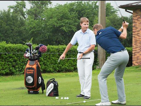 Jordan Spieth - Golf Swing Blue-Print