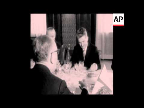 LIB 4-2-73 CEAUSESSCU HOSTS FRENCH FOREIGN MINISTER SCHUMANN