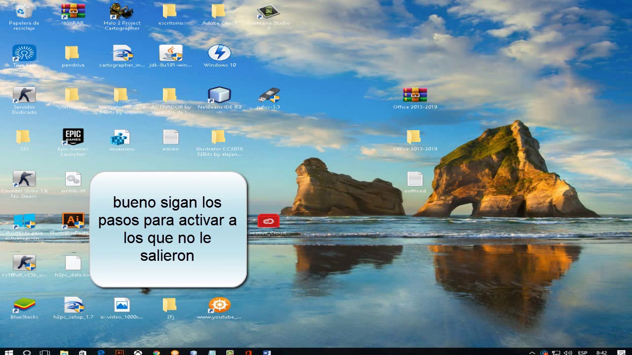 Como Descargar Office 2019 FULL crakeado Espa…