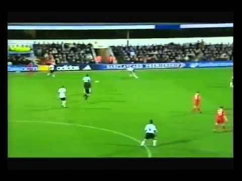 Fulham - Liverpool 3:2 23.11.2002