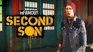 INFAMOUS SECOND SON Herói Ou Infame Português PS4 Gameplay