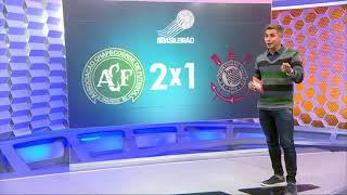 Globo Esporte Sp - Corinthians perde de virada para Chapecoense
