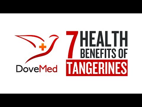 7 Health Benefits Of Tangerines