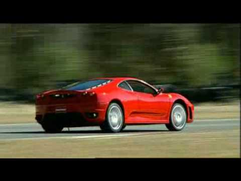 Motorweek Video of the 2006 Ferrari F430