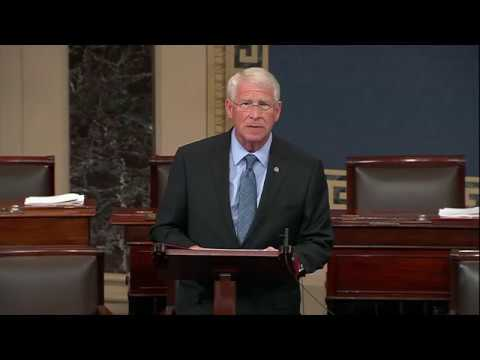 Wicker Supports Repeal of Military Pension Cuts - YouTube