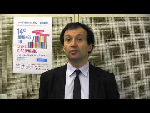 """""""Homo Economicus"""" Interview Daniel Cohen"""