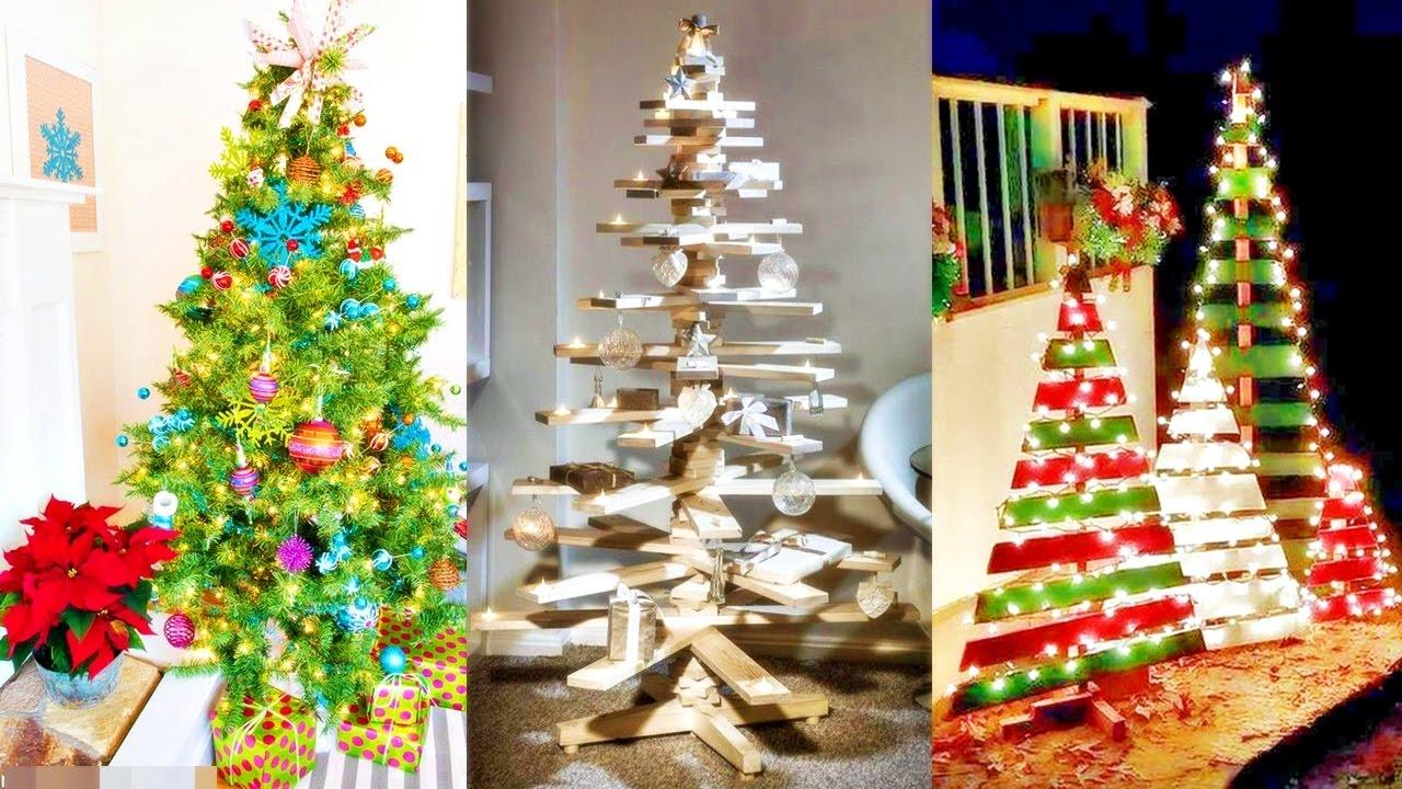 Las mejores decoraciones originales para un verdadero - Decoracion para arboles navidenos ...
