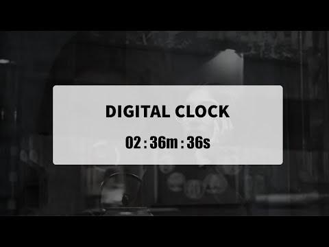 Digital Clock With JavaScript | HTML , CSS & JavaScript thumbnail