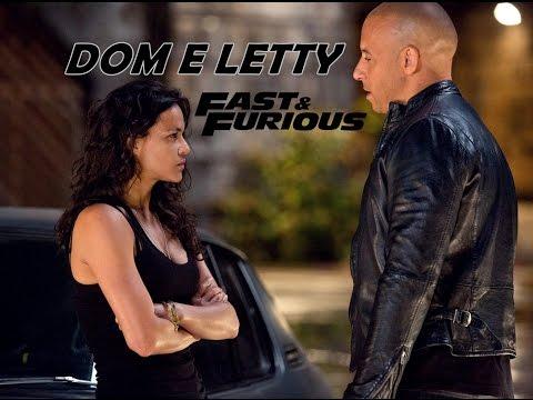 Dom e Letty - Quebra Cabeça Hungria Hip Hop e Lucas Lucco HD