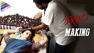 RX 100 Movie Making | Karthikeya | Chaitan Bharadwaj | 2018 Latest Telugu Movies | Telugu FilmNagar