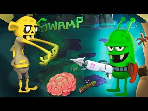 Игры про зомби - все жанры флеш игр -