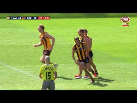 Tom Mitchell's smooth move - AFL