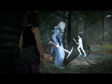 PALIZA A JASON! - FRIDAY THE 13th: THE GAME