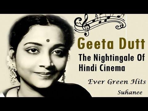 Singer Geeta Dutt Lyrics and video of Hindi Film Songs - Page 1 of