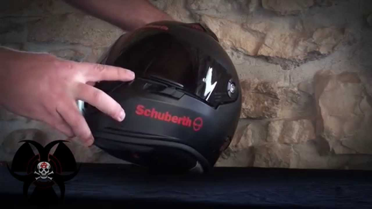 schuberth sr1 vorstellung und test des motorradhelm youtube. Black Bedroom Furniture Sets. Home Design Ideas