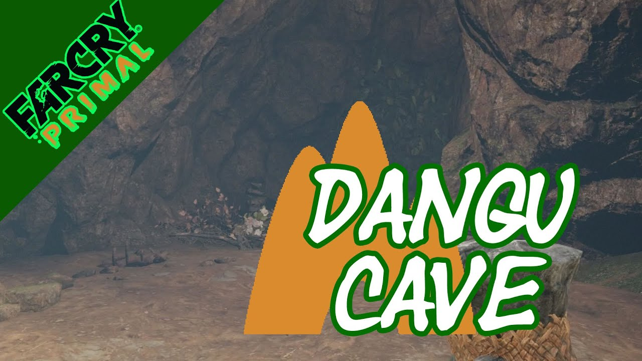 Man Cave Far Cry 5 Walkthrough : Far cry primal dangu cave walkthrough painting
