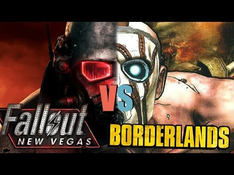 Fallout New Vegas Vs Borderlands Review