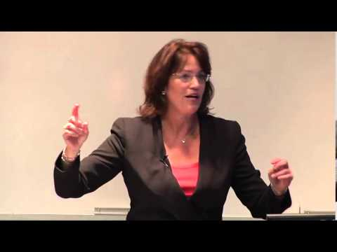 Christine Brennan, sports columnist for USA Today, delivered the McGill Lecture