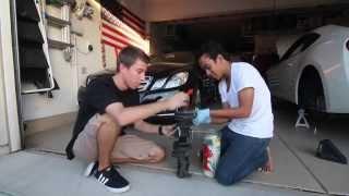Subaru Brz Coilover Install: Tein Street Basis