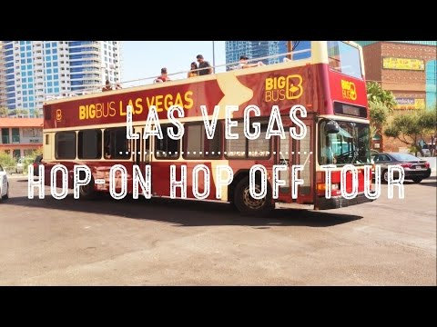 Hop-On Hop-Off Day Tour. Service Review. Sightseeing Las Vegas #7