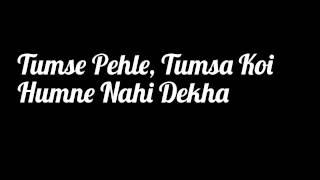Download Hindi Video Songs - Dil Mein Chhupa Lunga Lyrics