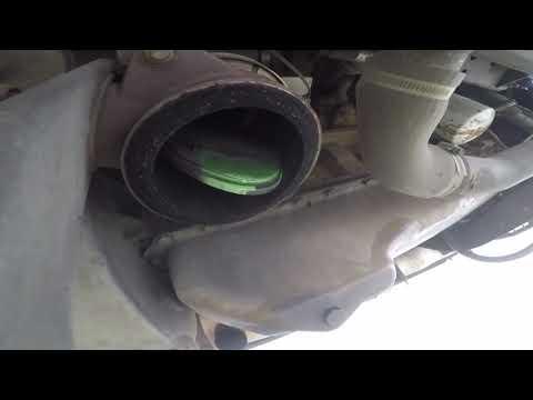 Exhaust Brake test