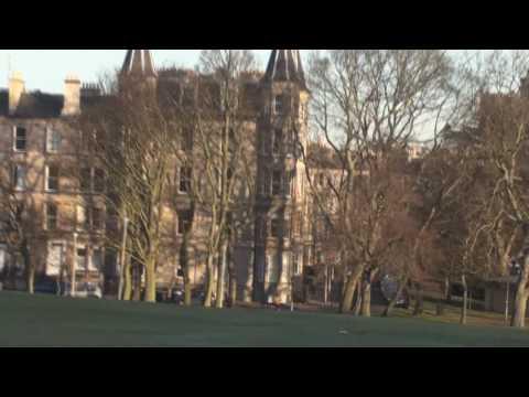 Edinburgh Castle & The Grassmarket - A Short Tour